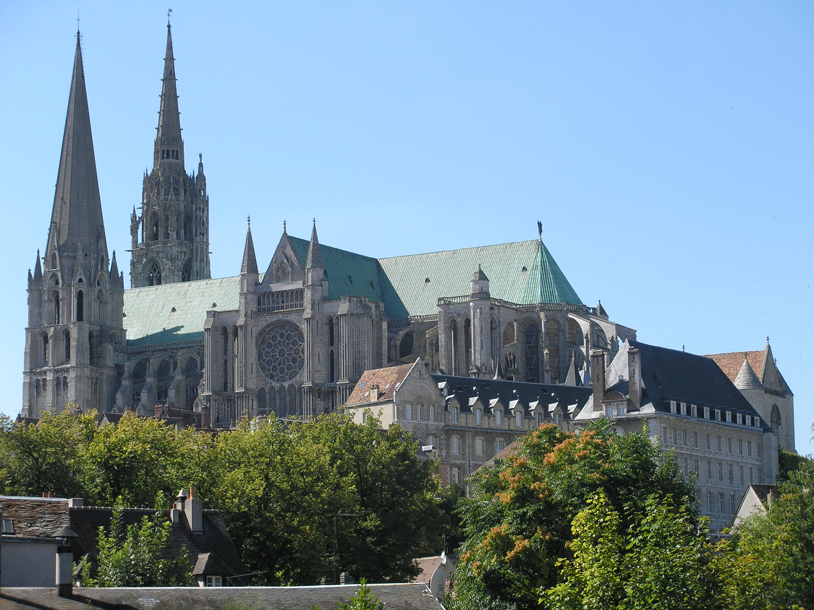 maison close Chartres